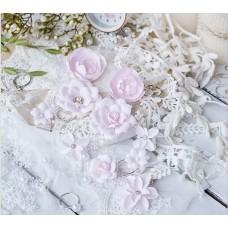 Набор цветов DIAMOND, розовый