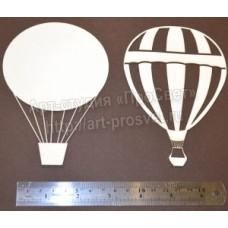 Чипборд Воздушные шары 2